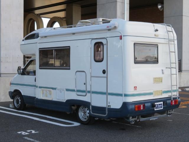 フォルクスワーゲン VW ヴァナゴン キャンピング