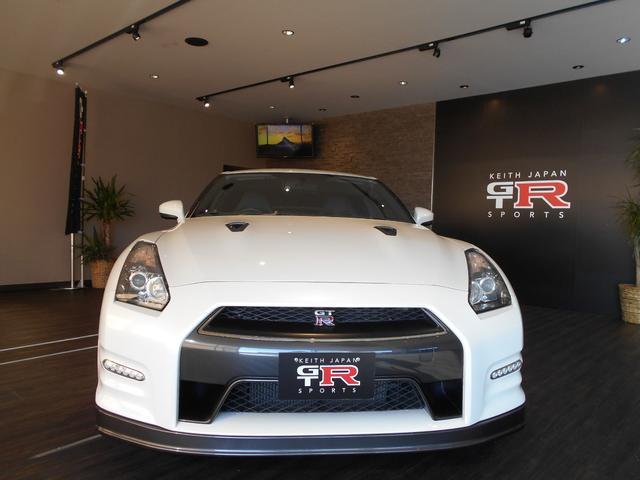 日産 GT-R プレミアムエディション 2011モデル スポリセ 1オーナー