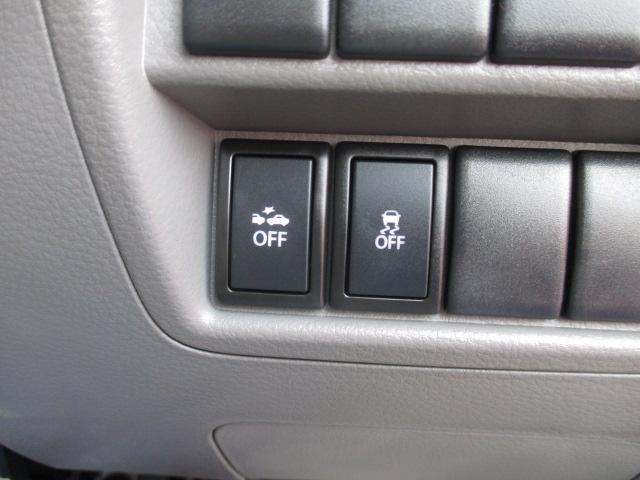 【運転席スイッチ】ハンドル右下にあります。衝突軽減ブレーキOFFスイッチ、アイドリングストップOFFスイッチです☆