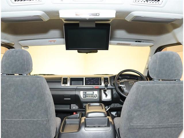 GL フルセグ HDDナビ DVD再生 後席モニター バックカメラ ETC 電動スライドドア LEDヘッドランプ 乗車定員10人 ワンオーナー(8枚目)