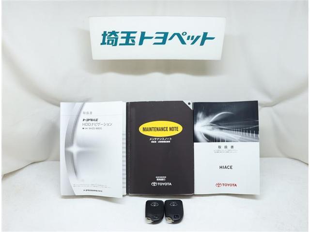 GL フルセグ HDDナビ DVD再生 後席モニター バックカメラ ETC 電動スライドドア LEDヘッドランプ 乗車定員10人 ワンオーナー(13枚目)