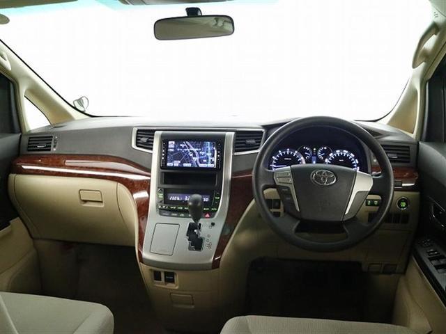 トヨタ アルファード 240S 両側電動ドア HDDナビ スマートキー ETC