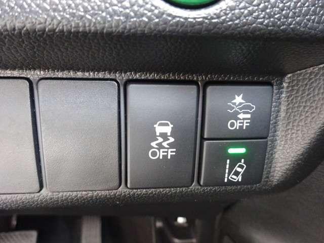 より一層、大きな安心が感じられるシステムを・・・HondaSENSING(ホンダ センシング)、VSA(車両挙動安定化制御システム)が装備されており、エコで安全に走行出来ます。