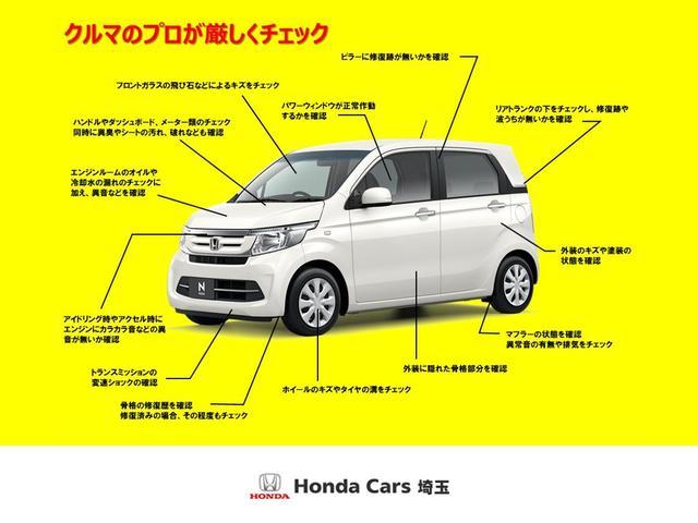 13G・L ホンダセンシング 当社試乗車 純正メモリーナビB(27枚目)