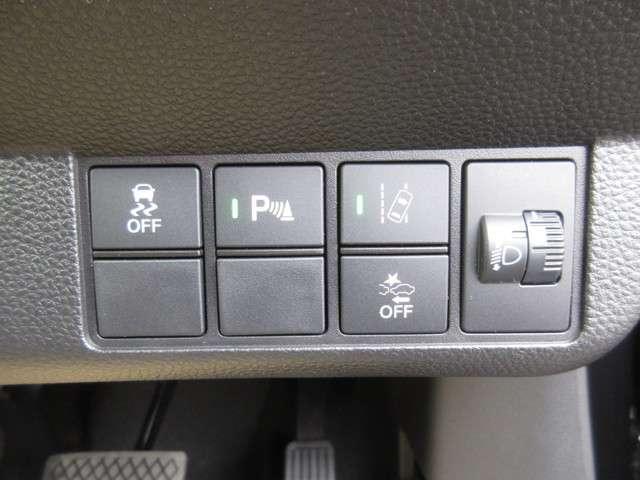 L・ターボホンダセンシング 当社試乗車 純正8インチナビ Bluetooth ETC(13枚目)