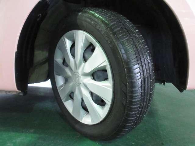 タイヤは、ブリヂストン ECOPIA 6分山程度 2016年製が付いています。 他にも見たいところ、知りたいことなどございましたらお気軽にお問い合わせくださいませ。