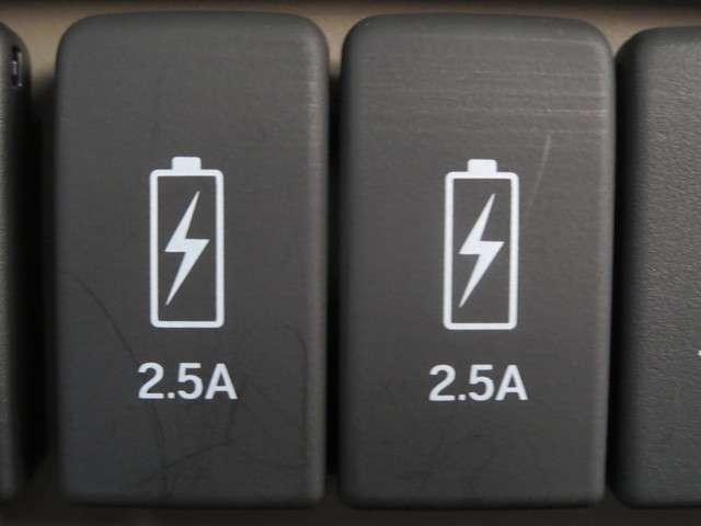 ☆スマートフォンの充電に便利なUSBチャージャー付☆