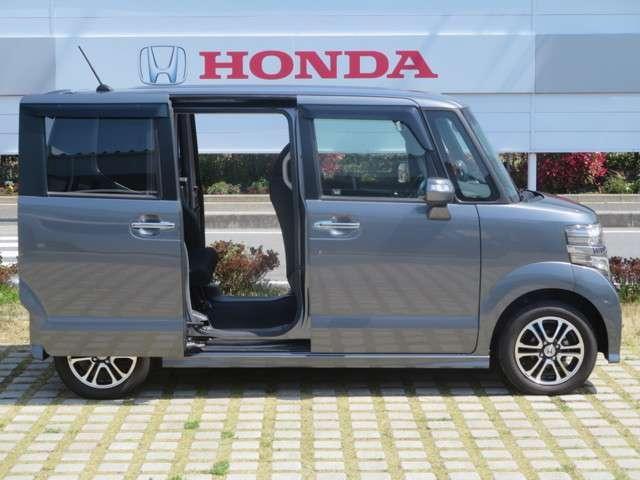 ☆H26,27,29,31年の法定点検、H28,30年の車検、新車から半年ごとのオイル交換も当社で実施☆今までの使用状況etc,を見て、安心していただけるよう、Honda U-carの基準を元に整備&