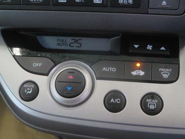 X HDDナビパッケージ リアカメラ HIDライト ETC オートエアコン キーレスエントリー ワンオーナー(11枚目)