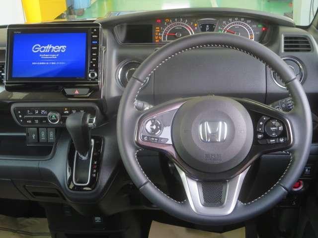 G・Lターボホンダセンシング 8インチインターナビ ナビ連動ドライブレコーダー リアカメラ 両側電動スライドドア LEDヘッドライト ワンオーナー(10枚目)