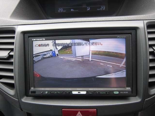 バックカメラを装備しております。 駐車が苦手な方でも安心して駐車が行えます♪