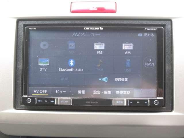 デジタルTVを装備しております。 車内でテレビをお楽しみいただけます♪