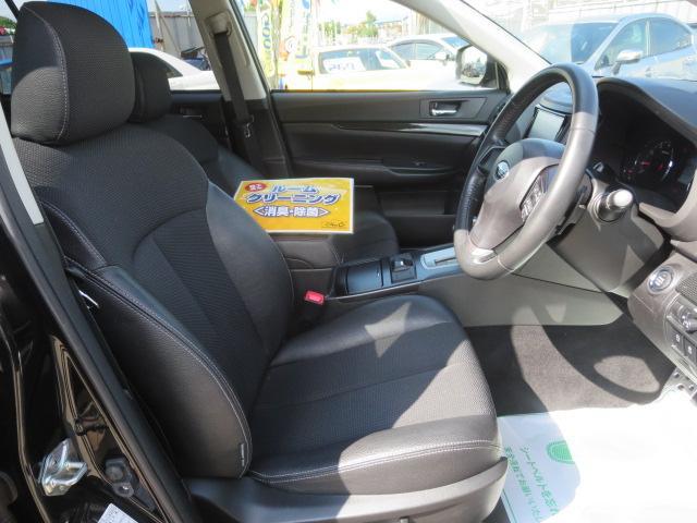 スバル レガシィツーリングワゴン 2.5iアイサイトSパッケージ 後期型 黒半革 ナビTV