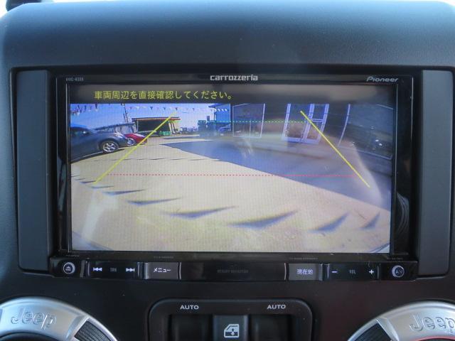 クライスラー・ジープ クライスラージープ ラングラーアンリミテッド サハラ 社外ナビTV Bカメラ クルコン 走行20200Km
