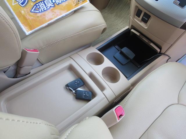 トヨタ ヴェルファイア 2.4X ナビTV Bカメラ 革調カバー コーナーセンサー