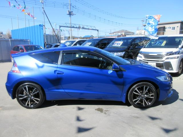 αドレストレーベルIII 6速MT 特別仕様車 特別色ブルー(6枚目)