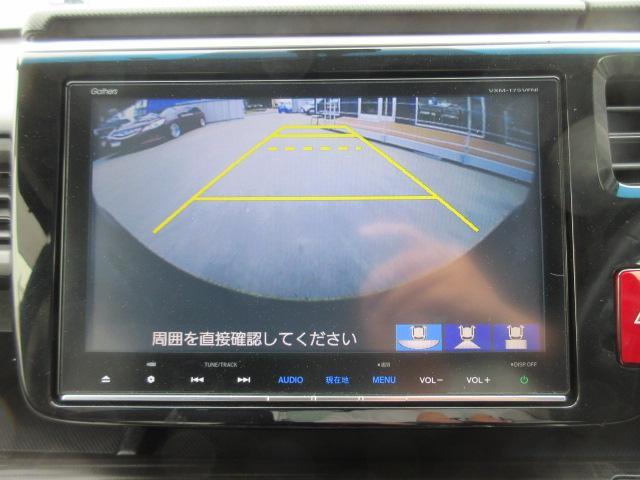 スパーダクールスピリットHセンシング 9型ナビ 天井モニター(2枚目)