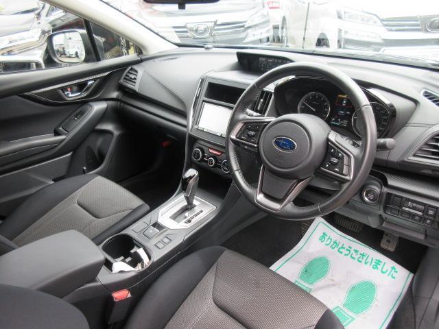 1.6i-Lアイサイト 4WD・カロッツェリアナビ・CD・DVD・フルセグTV・スマートキー・Pスタート・純正16AW・ETC・リアコーナーセンサー・レーダークルーズ・革ステ・パドルシフト・リアスポイラー・LEDライトフォグ(28枚目)