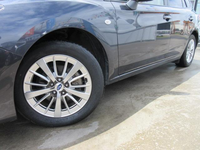 1.6i-Lアイサイト 4WD・カロッツェリアナビ・CD・DVD・フルセグTV・スマートキー・Pスタート・純正16AW・ETC・リアコーナーセンサー・レーダークルーズ・革ステ・パドルシフト・リアスポイラー・LEDライトフォグ(31枚目)