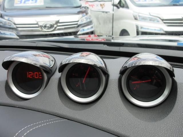 バージョンST 6速MT・SSR19アルミ・テイン車高調・ニスモマフラー・ワンオーナー・オレンジハーフレザーシート・シートヒーター・・スモークフイルム・ニスモタワーバー・ETC・・3連メーター・純正OPリアスポイラー(40枚目)