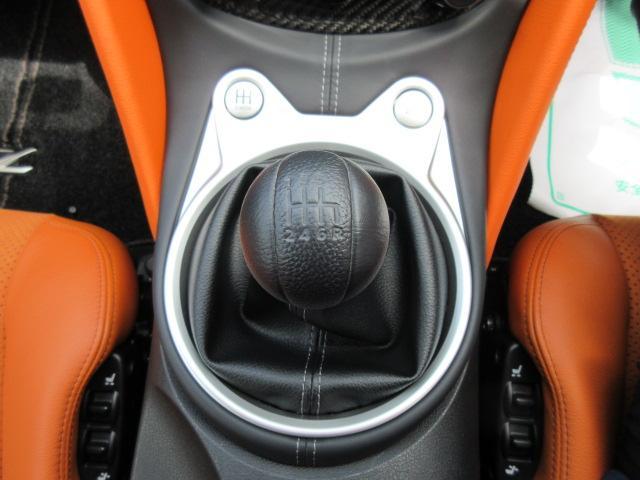 バージョンST 6速MT・SSR19アルミ・テイン車高調・ニスモマフラー・ワンオーナー・オレンジハーフレザーシート・シートヒーター・・スモークフイルム・ニスモタワーバー・ETC・・3連メーター・純正OPリアスポイラー(51枚目)