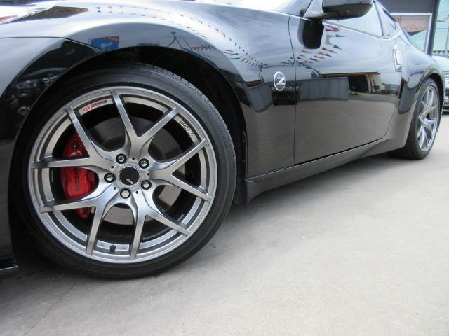 バージョンST 6速MT・SSR19アルミ・テイン車高調・ニスモマフラー・ワンオーナー・オレンジハーフレザーシート・シートヒーター・・スモークフイルム・ニスモタワーバー・ETC・・3連メーター・純正OPリアスポイラー(66枚目)