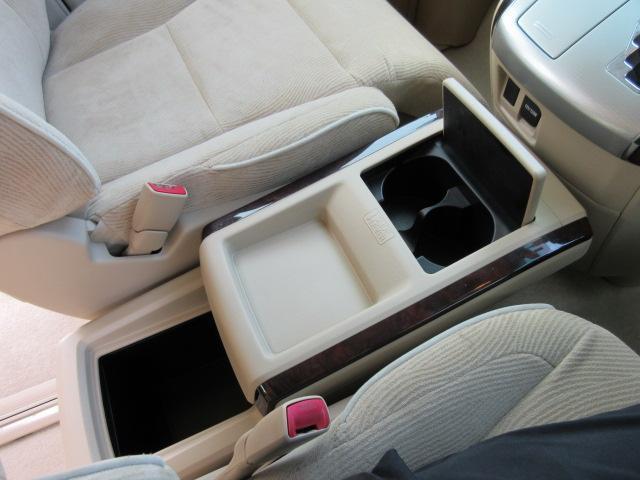 2.4V 後期型・ワンオーナー車・純正8型HDDナビ・フルセグTV・全周囲カメラ・両側自動ドア・電動リアゲート・助手席&2列目オットマン・純正フリップダウンモニター・クルコン・コンビハンドル・純正アルミ(33枚目)
