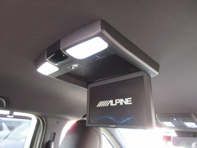 XD Lパッケージ 4WD ワンオーナー車・ブラウン本革シート・シートヒーター・ステアリングヒーター・左サイドカメラ・バックカメラ・リアコーナーセンサー・SCBS・BSM・メモリーシート・アルパインフリップダウンモニター(2枚目)