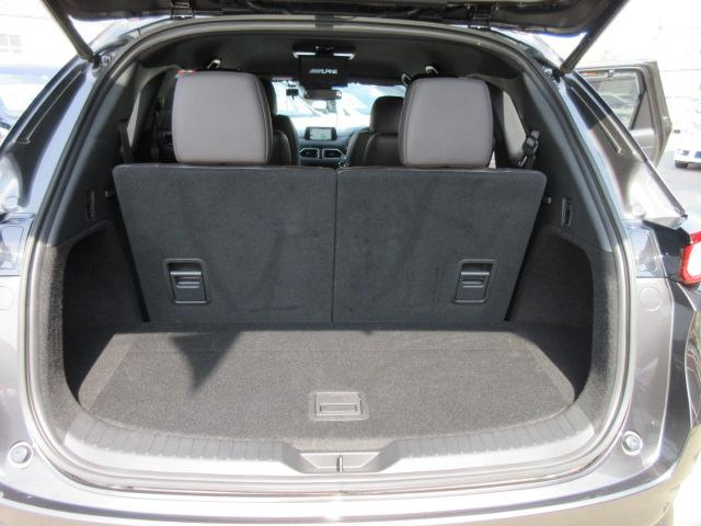 XD Lパッケージ 4WD ワンオーナー車・ブラウン本革シート・シートヒーター・ステアリングヒーター・左サイドカメラ・バックカメラ・リアコーナーセンサー・SCBS・BSM・メモリーシート・アルパインフリップダウンモニター(20枚目)