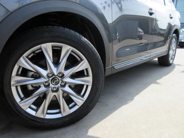 XD Lパッケージ 4WD ワンオーナー車・ブラウン本革シート・シートヒーター・ステアリングヒーター・左サイドカメラ・バックカメラ・リアコーナーセンサー・SCBS・BSM・メモリーシート・アルパインフリップダウンモニター(37枚目)