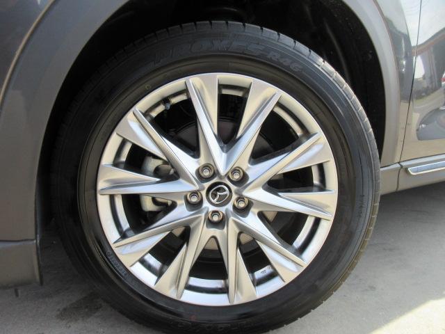 XD Lパッケージ 4WD ワンオーナー車・ブラウン本革シート・シートヒーター・ステアリングヒーター・左サイドカメラ・バックカメラ・リアコーナーセンサー・SCBS・BSM・メモリーシート・アルパインフリップダウンモニター(40枚目)