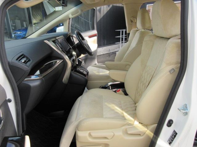 2.5V ワンオーナー車・半革シート・JBLサウンド・Wサンルーフ・メーカーナビTV&フリップダウンモニター・電動リアゲート・両側自動ドア・クルコン・コンビハンドル・1500W電源・クルコン・レーダークルーズ(4枚目)