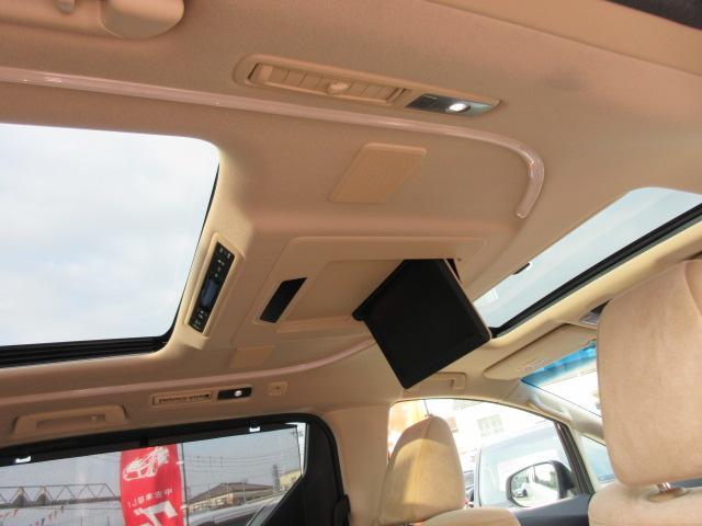 2.5V ワンオーナー車・半革シート・JBLサウンド・Wサンルーフ・メーカーナビTV&フリップダウンモニター・電動リアゲート・両側自動ドア・クルコン・コンビハンドル・1500W電源・クルコン・レーダークルーズ(16枚目)
