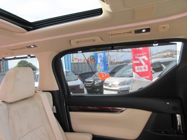 2.5V ワンオーナー車・半革シート・JBLサウンド・Wサンルーフ・メーカーナビTV&フリップダウンモニター・電動リアゲート・両側自動ドア・クルコン・コンビハンドル・1500W電源・クルコン・レーダークルーズ(19枚目)