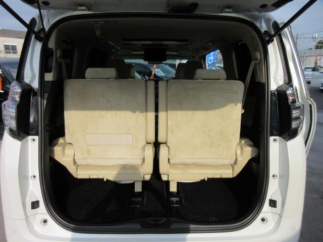 2.5V ワンオーナー車・半革シート・JBLサウンド・Wサンルーフ・メーカーナビTV&フリップダウンモニター・電動リアゲート・両側自動ドア・クルコン・コンビハンドル・1500W電源・クルコン・レーダークルーズ(22枚目)