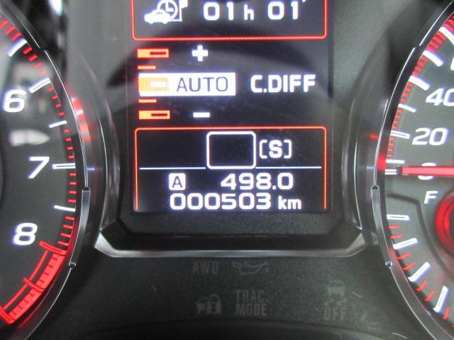 STI EJ20ファイナルエディション・最終型・555台限定抽選車・特別仕様車・ワンオーナー車・走行500km・レカロ半革・大型リアスポ・専用19ゴールドアルミ・8型ナビTV・フロント&左サイド・Bカメラ(28枚目)