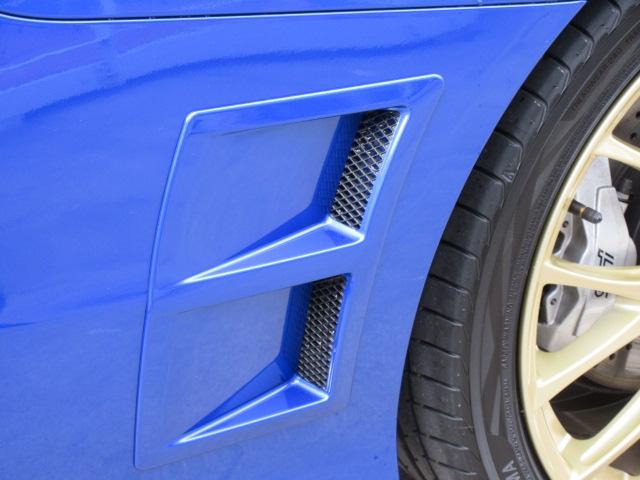 STI EJ20ファイナルエディション・最終型・555台限定抽選車・特別仕様車・ワンオーナー車・走行500km・レカロ半革・大型リアスポ・専用19ゴールドアルミ・8型ナビTV・フロント&左サイド・Bカメラ(41枚目)
