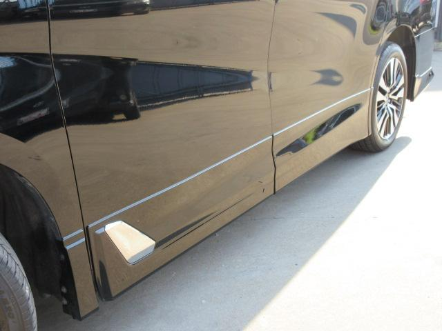 2.5Z Gエディション 後期型・4WD・トヨタセーフティセンス・純正10型ナビ・純正フリップダウンモニター・本革シート・エグゼクティブシート・エアシート&ヒーター・ステアリングヒーター・両側自動・電動ゲート・TRDフルエアロ(14枚目)