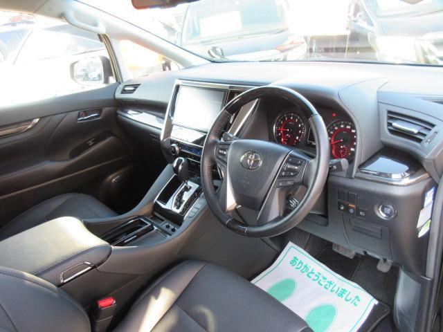2.5Z Gエディション 後期型・4WD・トヨタセーフティセンス・純正10型ナビ・純正フリップダウンモニター・本革シート・エグゼクティブシート・エアシート&ヒーター・ステアリングヒーター・両側自動・電動ゲート・TRDフルエアロ(18枚目)
