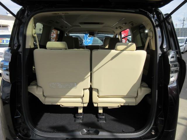 2.5X ・後期型・トヨタセーフティセンス・純正ナビTV・Bカメラ・両側自動ドア・100W電源・プリクラッシュセーフティ・オートハイビーム・純正アルミ・クルコン・レーダークルーズ・8人ベンチシート(19枚目)