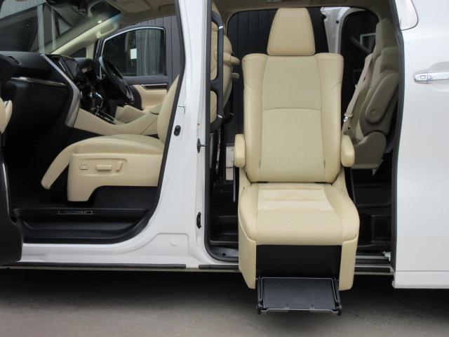 2.5V サイドリフトアップシート トヨタセーフティセンス・JBLサウンド・メーカーナビ・パノラミックビューカメラ・スマートルームミラー・本革シート・エアシート・シートヒーター・クルコン・メモリーシート・両側自動・リアゲートイージードア(3枚目)
