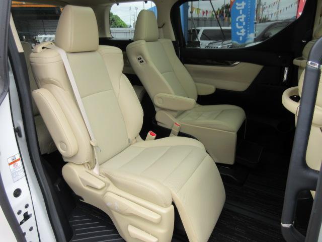 2.5V サイドリフトアップシート トヨタセーフティセンス・JBLサウンド・メーカーナビ・パノラミックビューカメラ・スマートルームミラー・本革シート・エアシート・シートヒーター・クルコン・メモリーシート・両側自動・リアゲートイージードア(17枚目)
