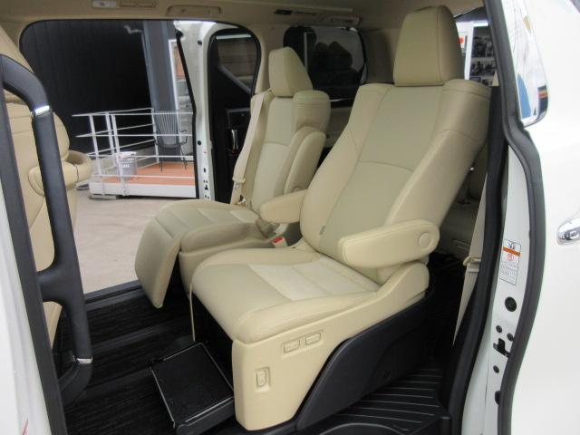 2.5V サイドリフトアップシート トヨタセーフティセンス・JBLサウンド・メーカーナビ・パノラミックビューカメラ・スマートルームミラー・本革シート・エアシート・シートヒーター・クルコン・メモリーシート・両側自動・リアゲートイージードア(25枚目)