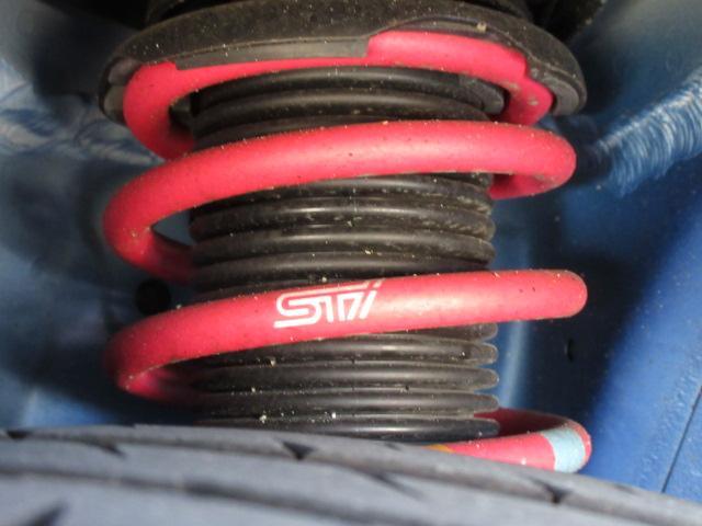 STIスポーツ ・6速MT・ワンオーナー・カロッツェリアナビ・フルセグTV・ワインハーフレザーシート・シートヒーター・ブレンボキャリパー・STiタワーバー・STi18アルミ・デイライナー・クルコン・Rスポイラー(6枚目)