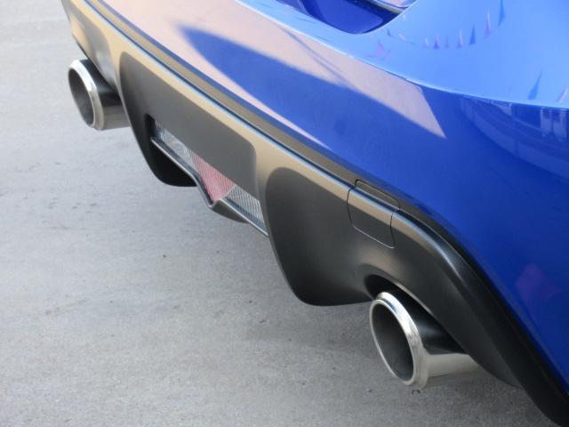 STIスポーツ ・6速MT・ワンオーナー・カロッツェリアナビ・フルセグTV・ワインハーフレザーシート・シートヒーター・ブレンボキャリパー・STiタワーバー・STi18アルミ・デイライナー・クルコン・Rスポイラー(40枚目)