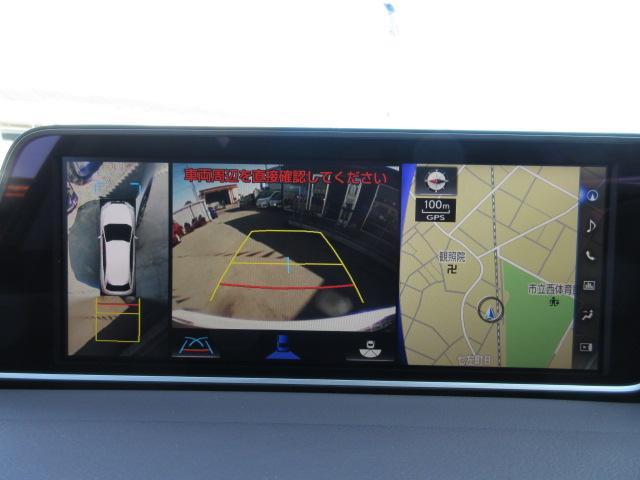 パノラミックビューカメラあんどバックカメラ付き♪モニターに周囲の状況を映し出してくれて安全確認をサポートしてくれます♪