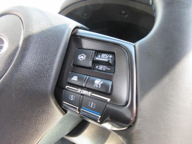 1.6GT-Sアイサイト ・4WD 黒本革シート 純正8型ナビ フルセグTV フロントカメラ 左サイドカメラ Bカメラ スマートルームミラー シートヒーター メモリーシート リアコーナーセンサー 純正18アルミ ビルシュタイン(22枚目)