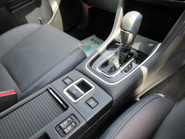 1.6GT-Sアイサイト ・4WD 黒本革シート 純正8型ナビ フルセグTV フロントカメラ 左サイドカメラ Bカメラ スマートルームミラー シートヒーター メモリーシート リアコーナーセンサー 純正18アルミ ビルシュタイン(38枚目)