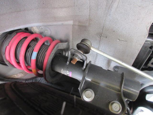 STI スポーツ 6速MT・最終型 ワンオーナー 専用ハーフレザーシート カロッツェリアナビ フルセグTV バックカメラ クルコン シートヒーター アドバンレーシング18ゴールドアルミ ブレンボ STiスプリング(14枚目)