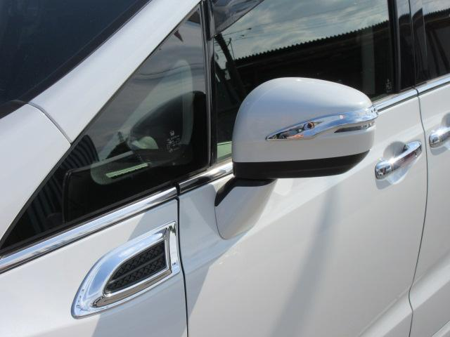 アブソルートEX ・ギャザーズ8型ナビ フルセグTV バックカメラ 運転支援システム シティブレーキアクティブシステム BSM ハーフレザーシート 両側自動ドア クルコン LEDデイライナー メッキガーニッシュ(41枚目)
